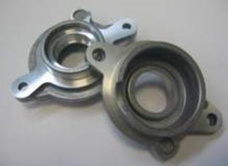 Hliníkové obrobky tlakových odlitků